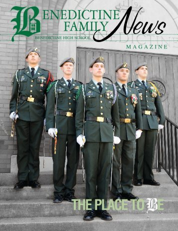 Family News - 2009 - Benedictine High School