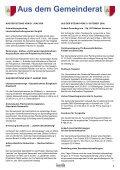 Gemeindezeitung - Nassereith Aktuell - Gemeinde Nassereith - Page 3