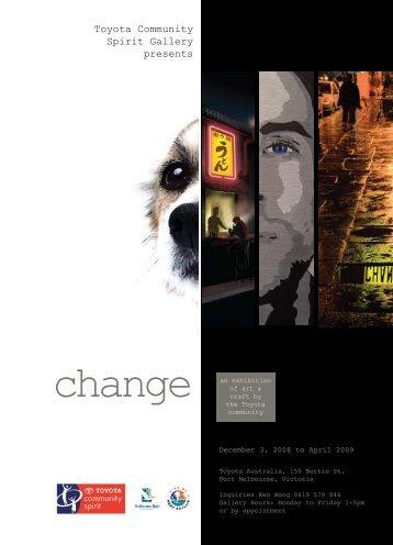 change - Watch Arts