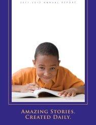 Annual Report 2011-2012 - The Children's Home of Cincinnati