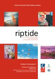 Download Catalogue (pdf 1.9MB) - Watch Arts