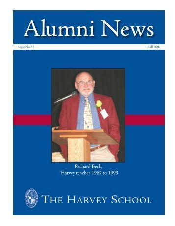 the harvey school alumni association - Harvey School Moodle Site