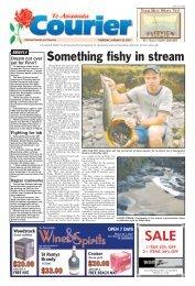 Te Awamutu Courier - January 25th, 2007 - Te Awamutu Online