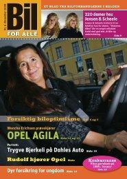 Opel Insignia årets Bil - Byline