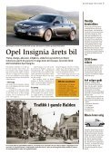 Opel Insignia årets Bil - Byline - Page 3