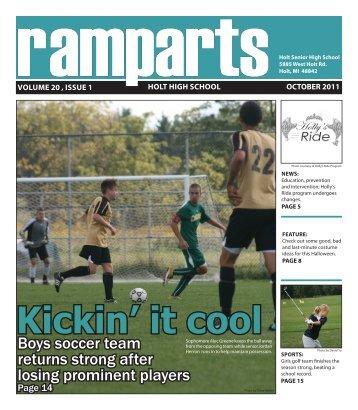 RampaRTS - Holt High School
