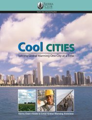 Cool Cities Guide - Sierra Club – Ohio Chapter