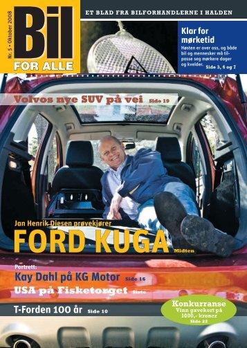 Bil for alle nr. 5 2008 - Byline