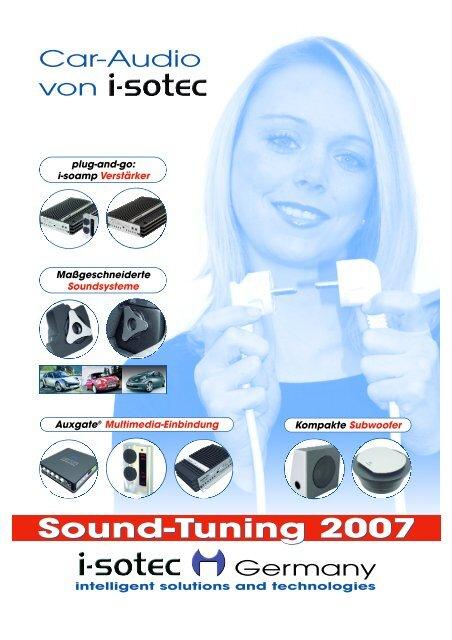 i-soamp-4 - der weltweit erste plug-and