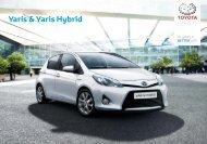 Yaris Hybrid - Toyota