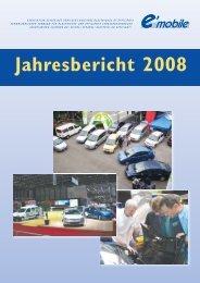 Jahresbericht 2008 - e'mobile