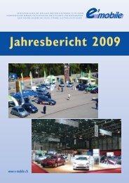 Jahresbericht 2009 - e'mobile
