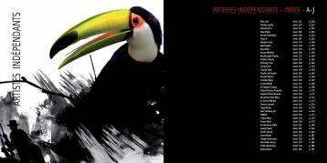 ARTISTES INDÉPENDANTS - Montreux Art Gallery