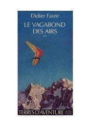 LE VAGABOND DES AIRS - Accueil