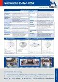 Q 2 4 Hemispheric Kamera Q24 ... - video-sicherheit.NET - Page 2