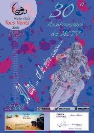Louis Pinto - Moto Club Tous Vents