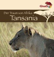 Der Traum von Afrika - Louis Gnatz GmbH