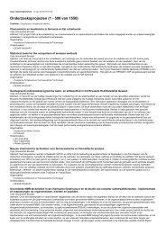 Onderzoeksprojecten (1 - 500 van 1550)