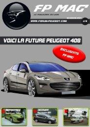 Forum Peugeot Magazine N°4