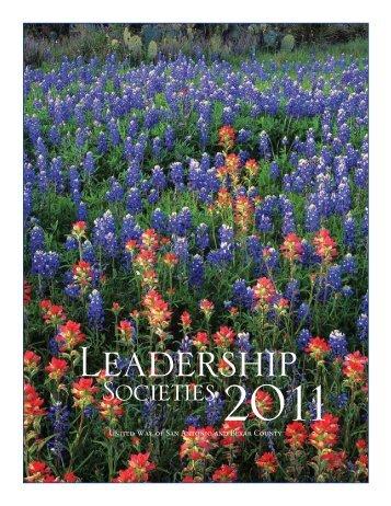1 Leadership - United Way
