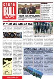 41 % de véhicules en plus - Schmitz Cargobull AG
