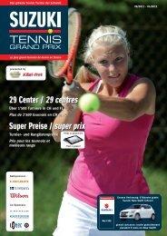 Tennis-Broschüre 11/12.indd - bei der deux-piece werbeagentur