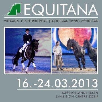 EQUITANA 2013 Flyer zum Download