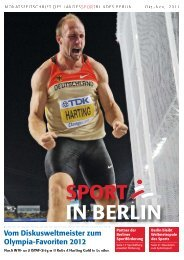 Oktober/November 2011 - Landessportbund Berlin