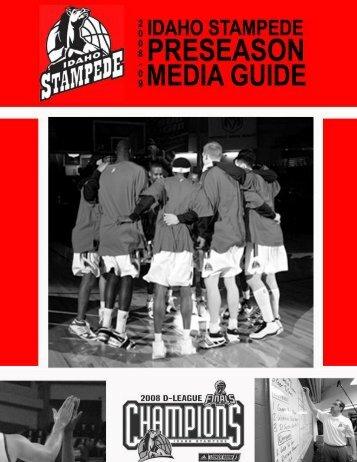 Media Guide - NBA.com