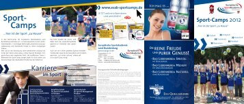 Sport- Camps