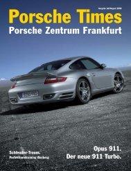 Porsche Zentrum Frankfurt