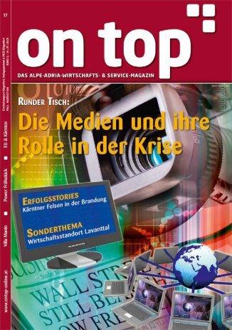 aktuellen Ausgabe - On Top