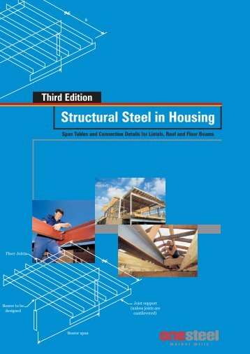 Structural Steel in Housing - Edcon Steel