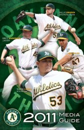 O a M G - Oakland Athletics