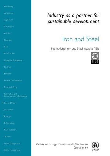Iron & Steel Report - P2 InfoHouse