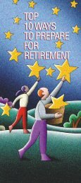 Top 10 Ways to Prepare for Retirement