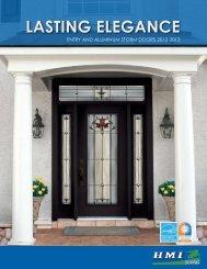 Download PDF HMI Entry System Brochure - Hess Windows