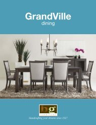 GrandVille - BG Furniture