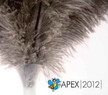 Art. CATALOGO APEX 2012 (4,27 MB)