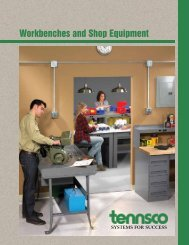 Workbenches and Shop Equipment - Pope Equipment