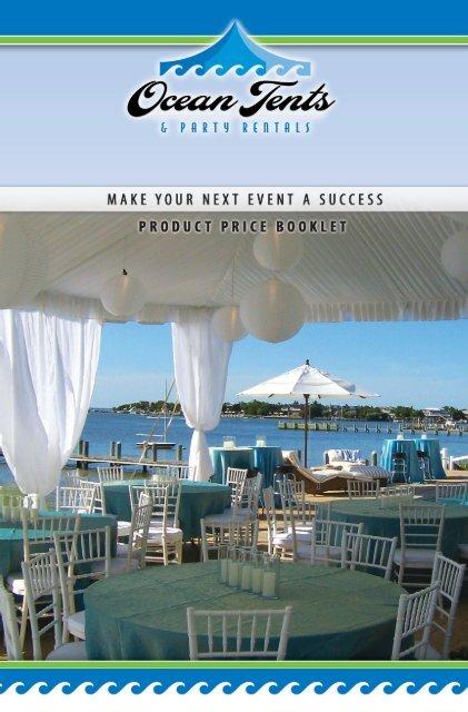 Ocean Tents & Party Rentals