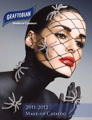 2011-2012 Make-up Catalog 2011-2012 Make-up Catalog