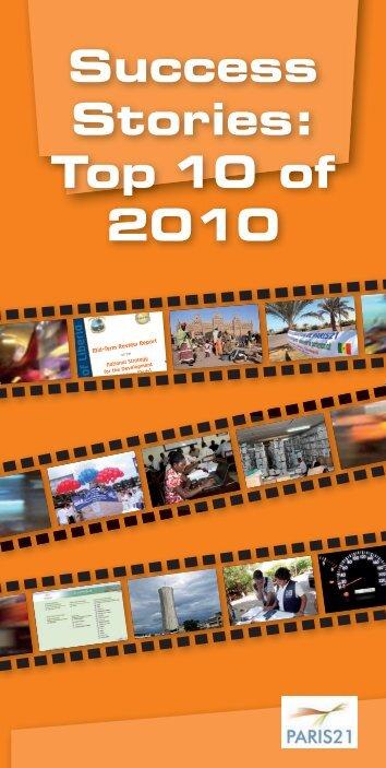 Success Stories: Top 10 of 2010 - CSA