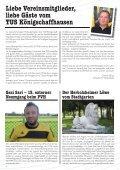 Stadionheft 20.08.2011 - Fußballverein Herbolzheim eV - Seite 4