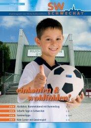 Kundenmagazin Juni 2008.pdf - Wirtschaftsplattform Schwechat