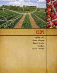 Highs & Lows Stocks & Storage Biotech Varieties Floriculture ...