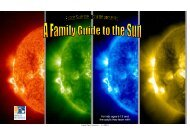 For kids ages 6-13 and the adults - Space Weather Center