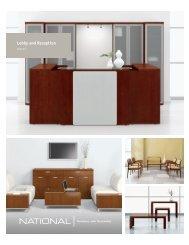 Lobby and Reception - Keller Office