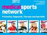 Prävention, Diagnostik, Therapie und Sportslife - succidia AG
