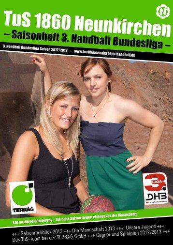 n - TuS 1860 Neunkirchen Handball